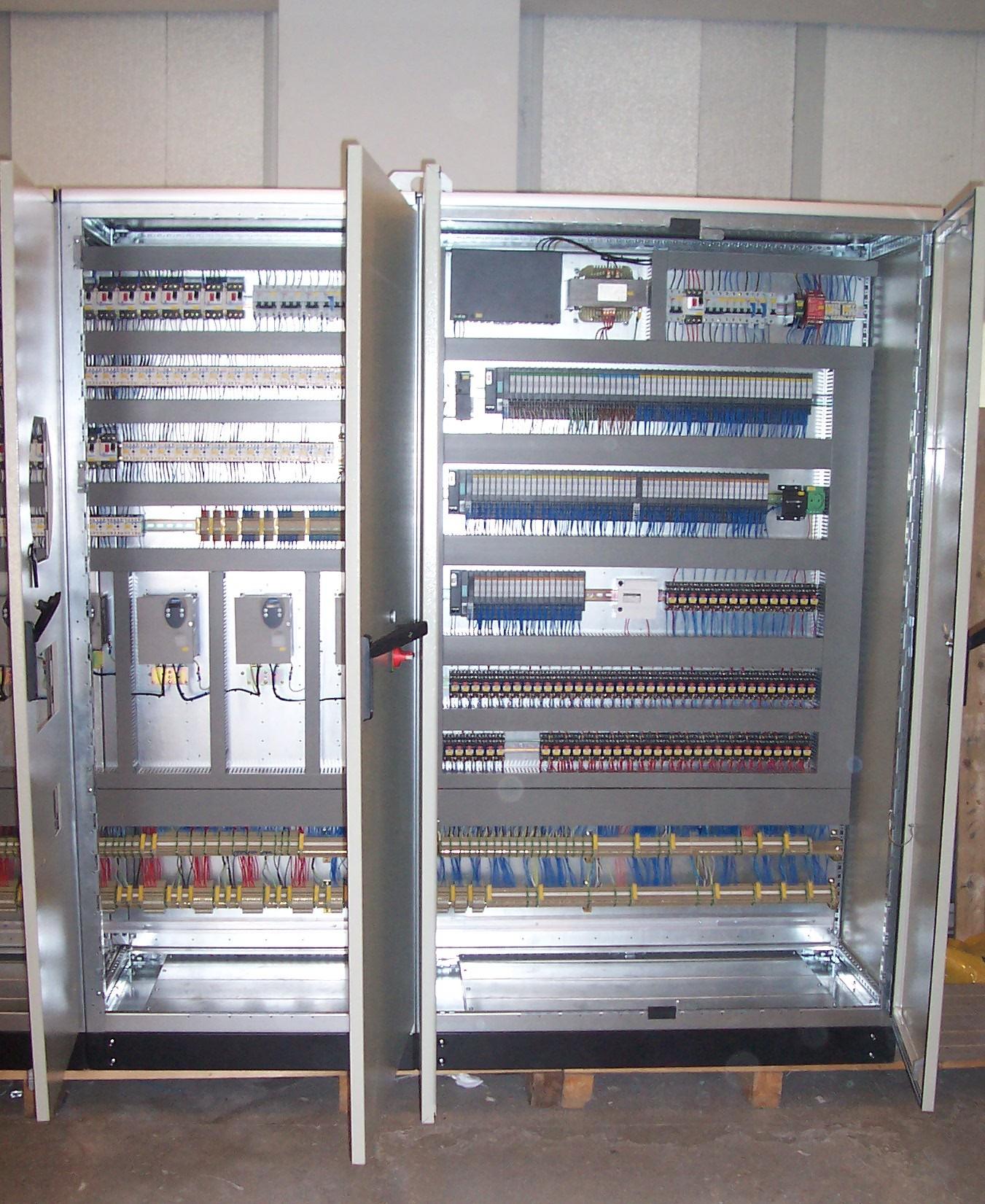 Ram, Sanfor Makinaları Otomasyon Panoları_1