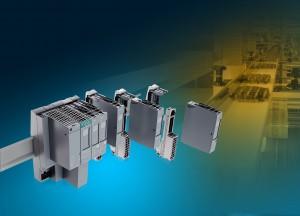 Kompakte dezentrale Peripherie für den Anlagen- und Maschinenba